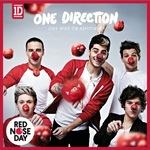 One Direction - Comic Relief official single cover for One Way Or Another