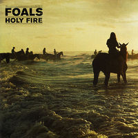 Foals &#39;Holy Fire&#39; artwork