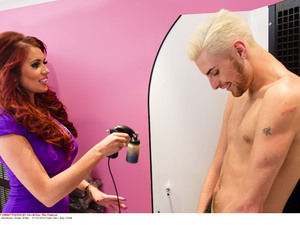 Miss Mode: Amy Childs and Rylan Clarke