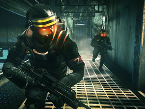 &#39;Killzone Mercenary&#39; screenshot for PS Vita