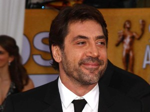 19th Annual Screen Actors Guild (SAG) Awards held at the Shrine Auditorium - Arrivals Featuring: Javier Bardem Where: Los Angeles, California, United States