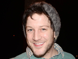 Celebrities outside the RTE Studios for 'The Saturday Night Show' Featuring: Matt Cardle Where: Dublin, Ireland