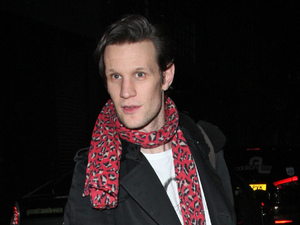 InStyle Best Of British Talent party at Shoreditch House Featuring: Matt Smith Where: London, United Kingdom When: 31 Jan 2013