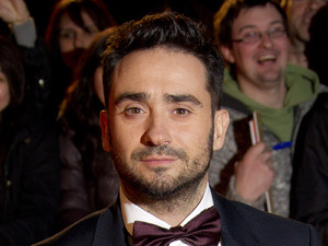 Juan Antonio Bayona at the premiere of 'The Impossible'