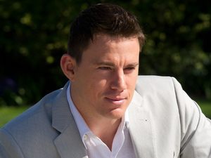 'Side Effects' still: Channing Tatum