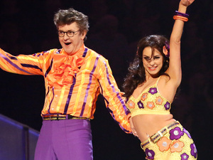Dancing on Ice: Joe Pasquale and Vicky Ogden