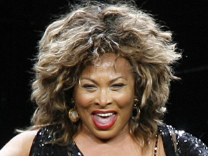 Tina Turner in concert, January 2009