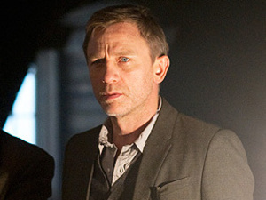 The Girl with the Dragon Tattoo, Daniel Craig