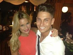 TOWIE's Samantha Faiers and Joey Essex in Dubai