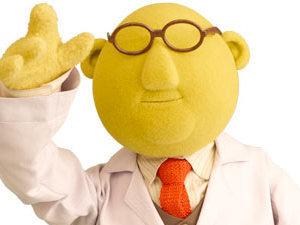 Bunsen Muppet