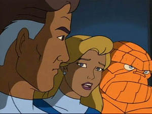 Fantastic Four animated cartoon series