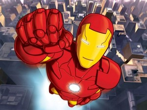Iron Man animated cartoon series