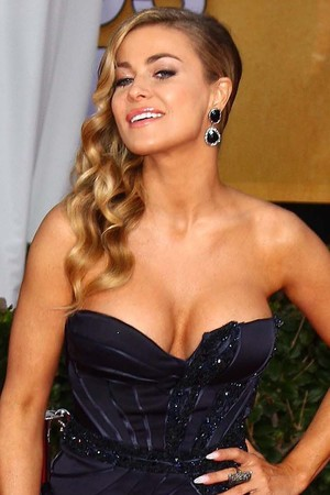 19th Annual Screen Actors Guild (SAG) Awards held at the Shrine Auditorium - Arrivals Featuring: Carmen Electra Where: Los Angeles, California, United States