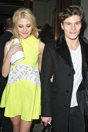 Burberry Acoustic presents Jake Bugg Live Featuring: Pixie Lott,Oliver Cheshire Where: London, United Kingdom When: 31 Jan 2013