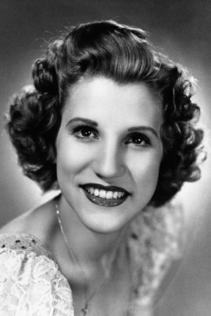 Patty Andrews of The Andrews Sisters, photographed in 1942