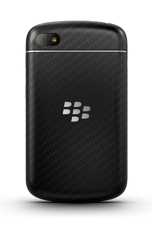The BlackBerry 10 handset appears in a listing on the operator's website.