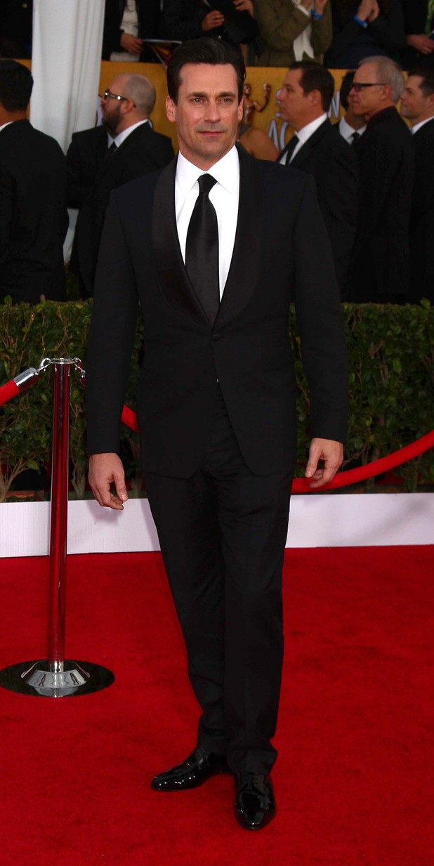 Jon Hamm, 19th Annual Screen Actors Guild
