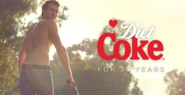 Andrew Cooper, Diet Coke