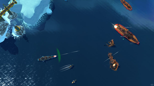 'Leviathan Warships' screenshot