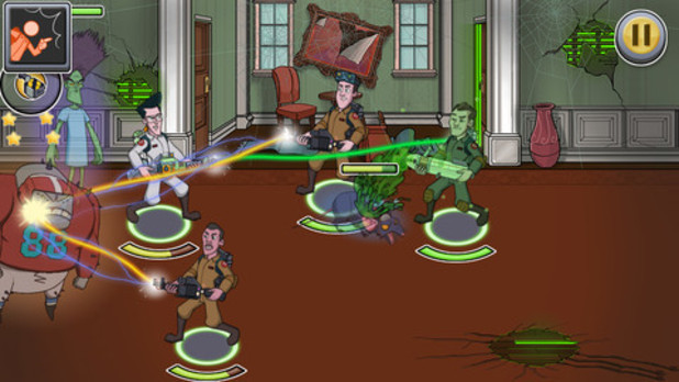 'Ghostbusters' screenshot