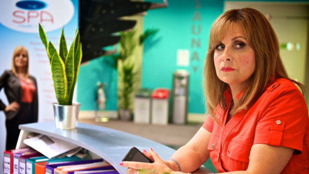 The Spa (with Rebecca Front)