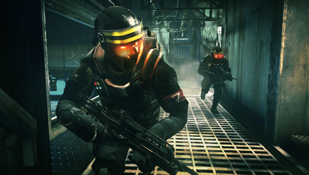 'Killzone Mercenary' first images