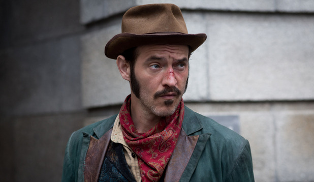 Ripper Street S01E06: 'Tournament of Shadows' - Captain Jackson (ADAM ROTHENBERG)