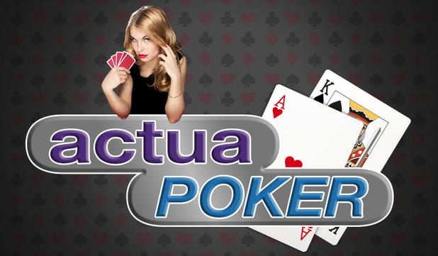 Actua Poker logo