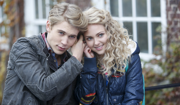 The Carrie Diaries S01E03: 'Read Before Use'