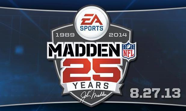 Madden 25 Logo
