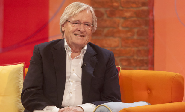 Bill Roache appears on 'Lorraine Live'