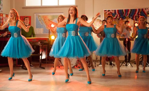 Glee S04E11: 'Sadie Hawkins'