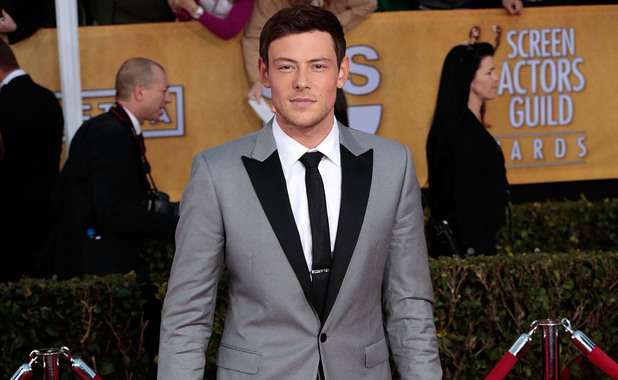 19th Annual Screen Actors Guild (SAG) Awards held at the Shrine Auditorium - Arrivals Featuring: Cory Monteith Where: Los Angeles, California, United States When: 26 Jan 2013