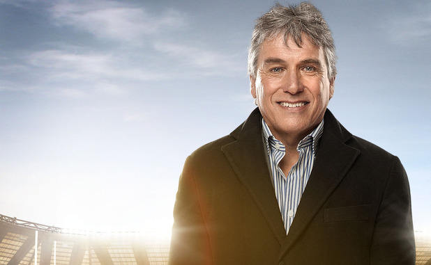 The Six Nations 2013: John Inverdale
