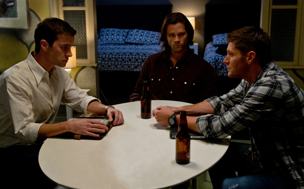 Supernatural S08E12: 'As Time Goes By'