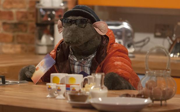 Roland Rat on 'Daybreak'