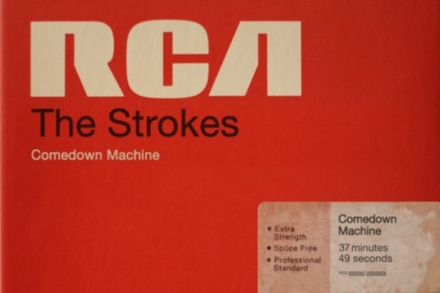 The Strokes 'Comedown Machine'