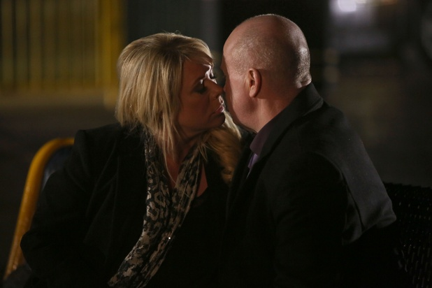 Sharon and Phil grow closer
