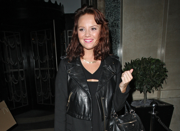 Radio Times Covers Party 2013 held at Claridge's Featuring: sid Owen,Charlie Brooks Where: London, United Kingdom When: 29 Jan 2013 Credit: Spiller/WENN.com