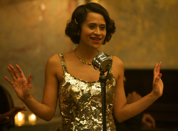 Dancing on the Edge: Jessie (ANGEL COULBY)