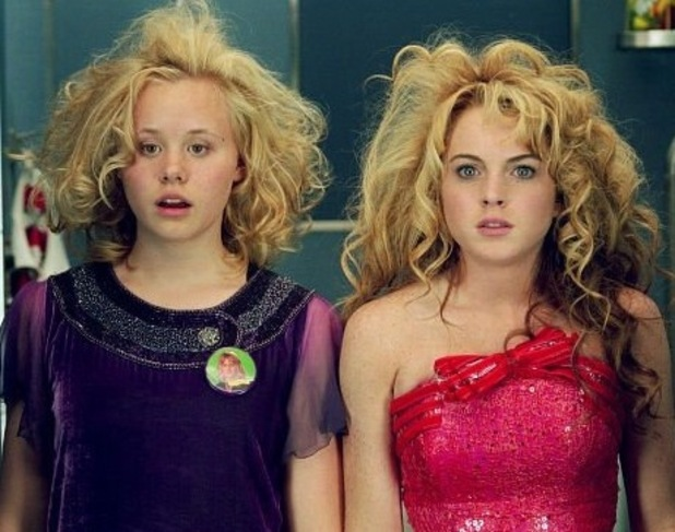 Alison Pill, Lindsay Lohan, Confessions of a Teenage Drama Queen