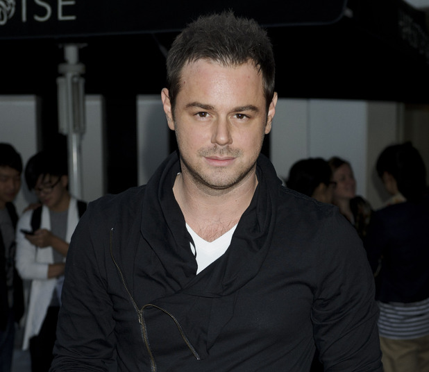 Danny Dyer at the 'Big Fat Gypsy Gangster' premiere - September 2011