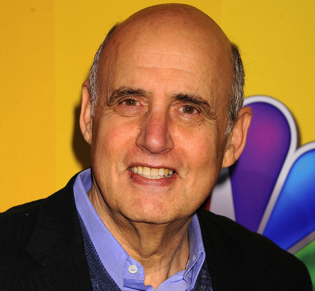Jeffrey Tambor attends the 2011-2012 NBC Upfront Presentation, held at the Hilton Hotel in New York City, Monday, May 16, 2011.