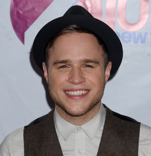 Olly Murs at the 2012 Z100 Jingle Ball at Madison Square Garden in New York City
