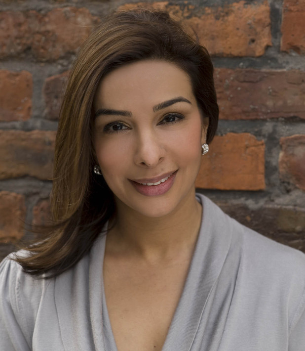 Coronation Street: Shobna Gulati as Sunita Alahan