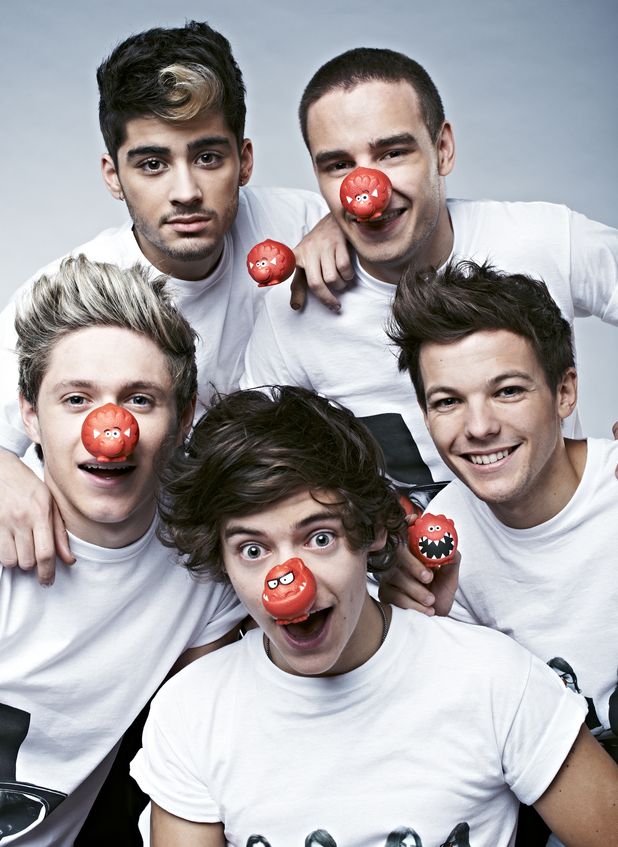 Comic Relief: One Direction