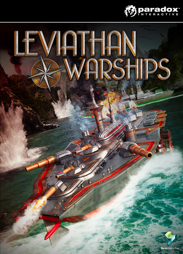 'Leviathan Warships' pack shot