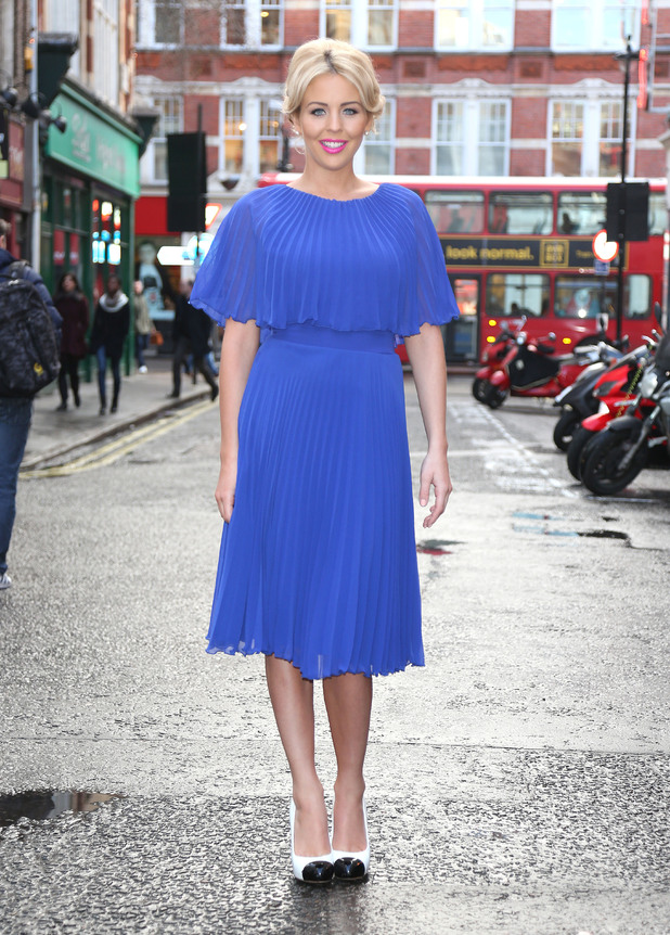Lydia Bright, her Spring/Summer 2013 Eponymous label