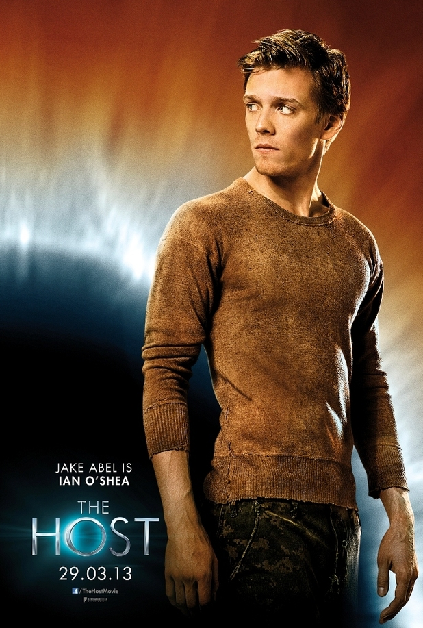 The Host Jake Abel Liam O'Shea