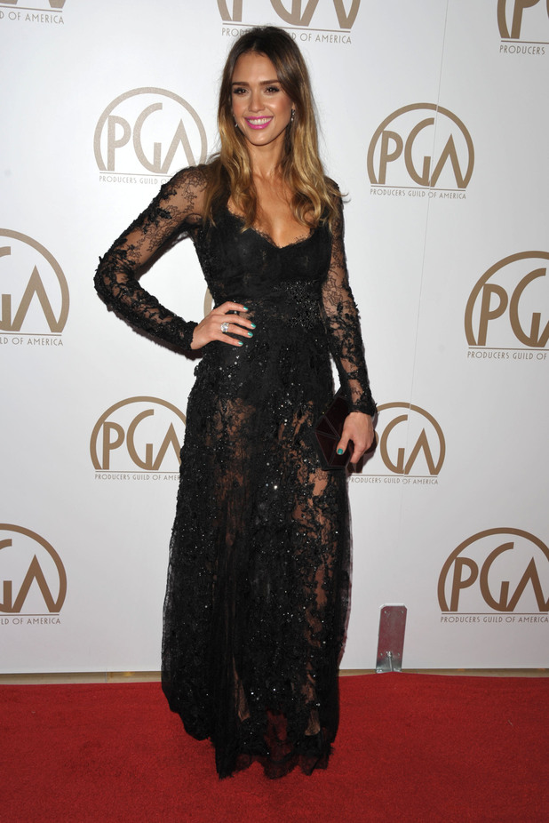 Jessica Alba, 24th Annual Producers Guild